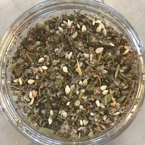 Mediterranean Herb Sea Salt