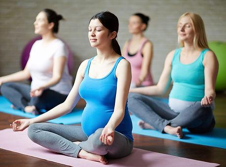 Fitness pour les futures mamans
