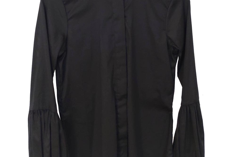Camisa Sinhá - Preta