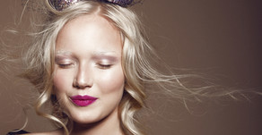 Glitterage Hair Trend? Yes Please!