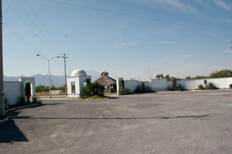 Entrada Valle de Salinas