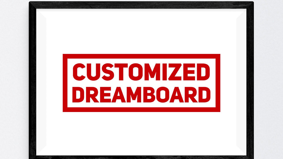 NEW Custom Dreamboards