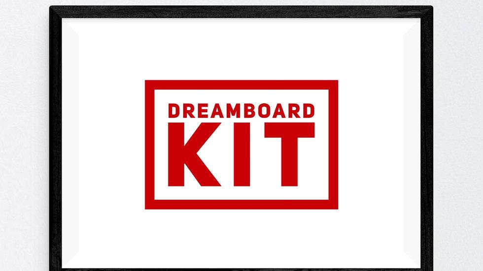 Affirmation Word Dreamboard Kit