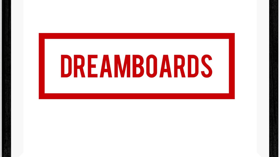 Your Dreamwall Affirmation Boards