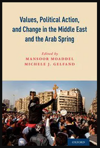 Values, Political Action, and Change in the Middle East and the Arab Spring