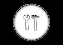 Repairs Logo (no back)
