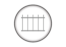 Railing Logo (no back)