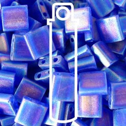 Tila Beads -Sapphire Matte ab