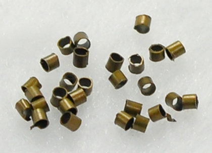 Crimp Tube 2 x 2mm