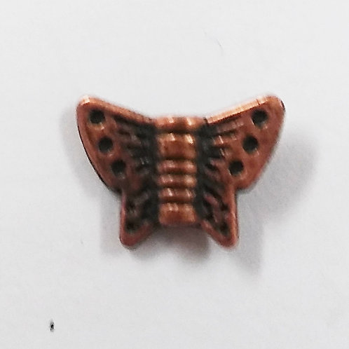 Small Copper Butterfly Bead