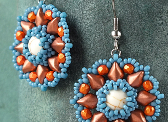 Gem Duo Earrings
