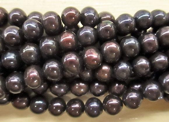 FWP38 Cherry Chocolate 5 x 6mm Rounds