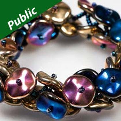 Ripple Beaded Bracelet Kit