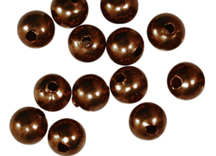 Metal Round Bead 3mm