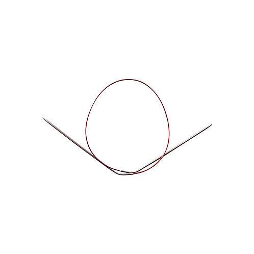 "Chiagoo Red Line 16"" (40 cm) Circular Needles"