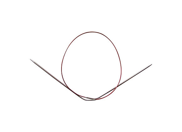 "Chiagoo Red Line 24"" (60 cm) Circular Needles"