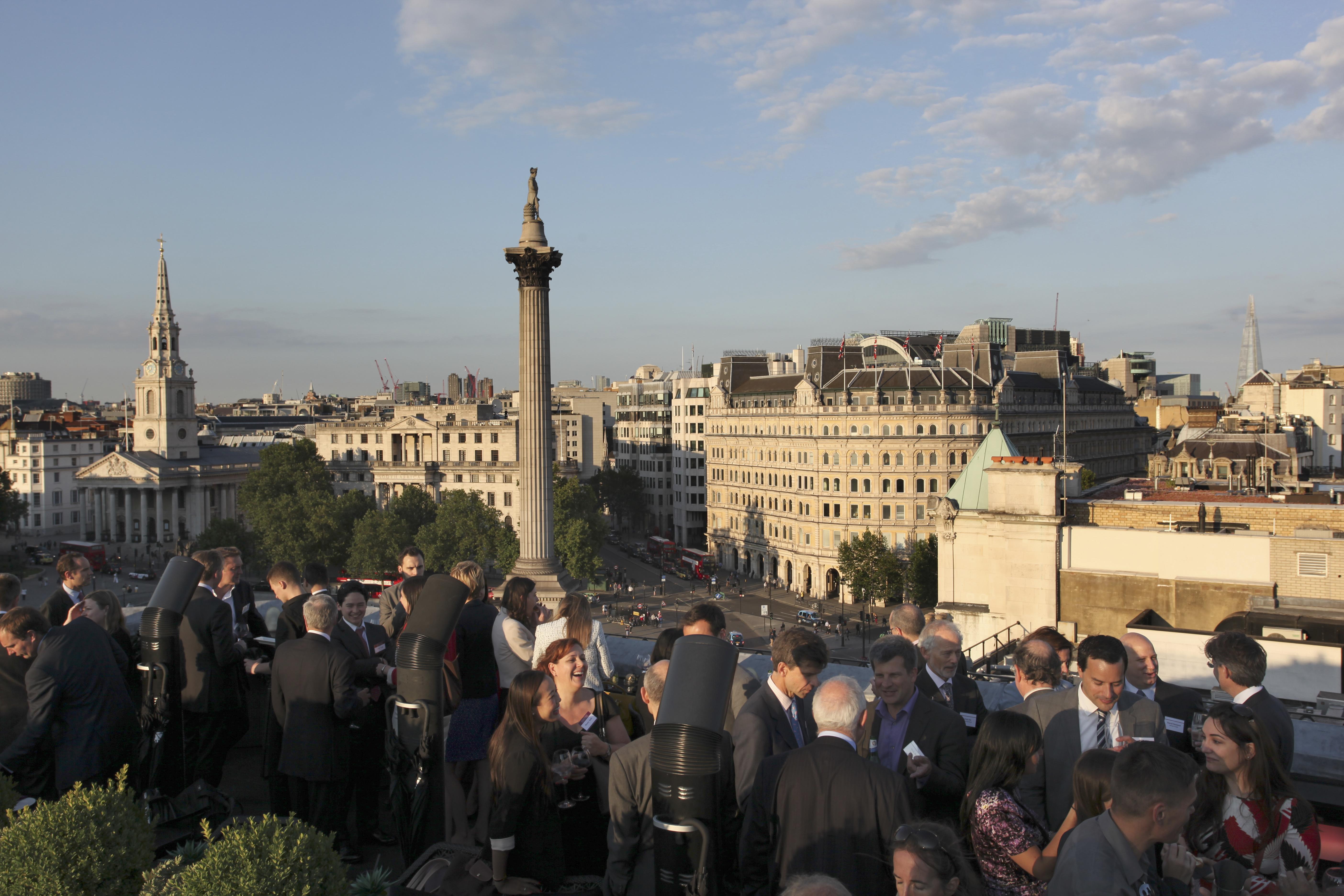 Sky Bar, The Trafalgar