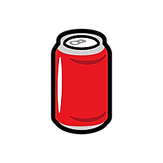 CANNED SOFT DRINK