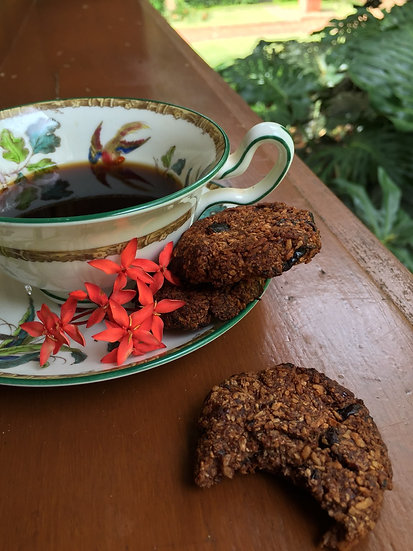 Cookies sem Açucar