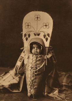 Nez Perce Babe, 1900
