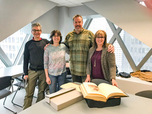 Trip to Seattle Public Library Special Collections