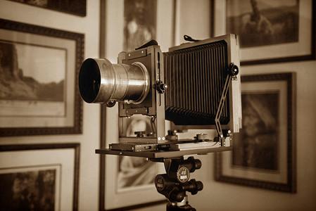 Chamonix Whole Plate View Camera
