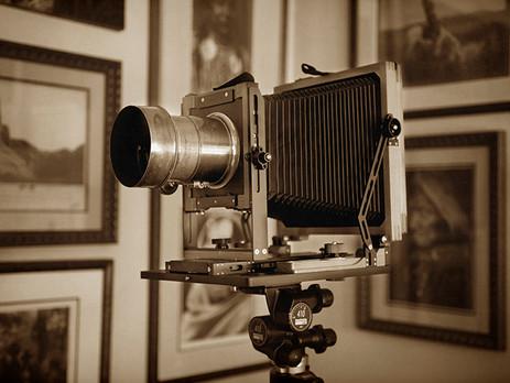Chamonix View Camera