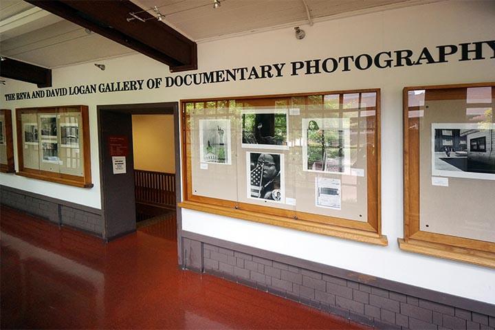 The Reva and David Logan Gallery of Documentary Photography at UC Berkeley.