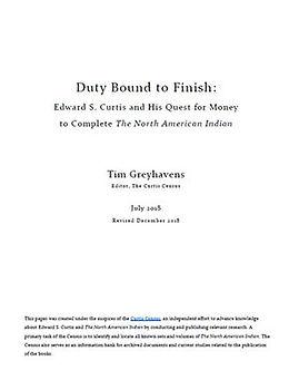 Duty Bound to Finish