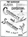 Harriman Expedition Souvenir Journal