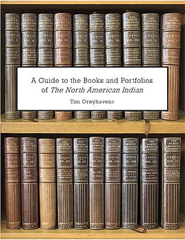 A Guide to the Books and Portfolios of The North American Indian