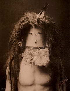 Haschebaad - Navaho, 1904