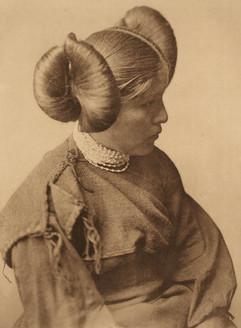 Hopi Girl, 1905