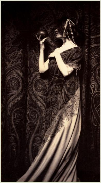 Zaida Ben-Yusuf — The Odor of Pomegranates, 1899