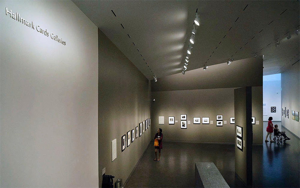 Part of the Hallmark Cards Galleries of photography in the Nelson-Atkins Museum of Art