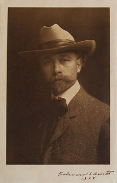 Edward S. Curtis, by Adolph Muir