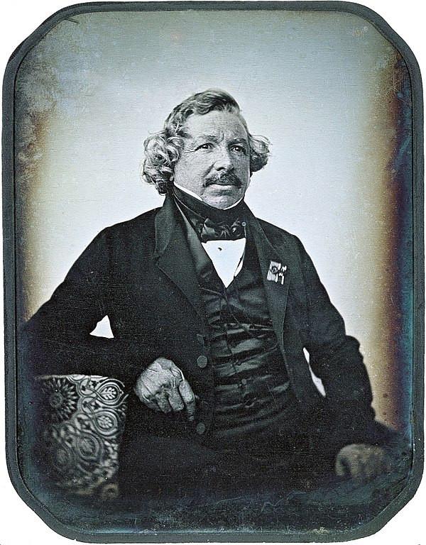Louis-Jacques-Mandé Daguerre,