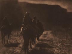 Vanishing Race - Navaho, 1904