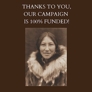 Thanks to you, our campaign is 100% funded.