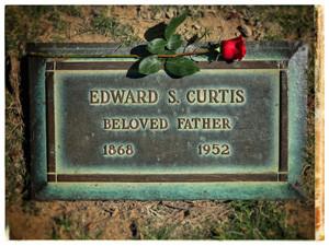 Edward Sherriff Curtis's resting place