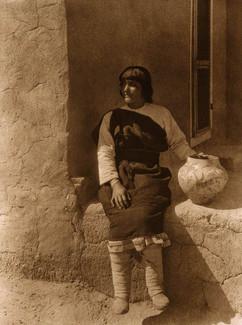 Aiyowitsa - Cochiti, 1925