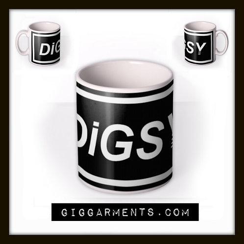 Digsy - Official Logo Mug