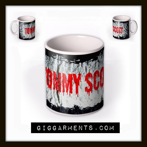 Tommy Scott  - Logo Mug (Ltd).