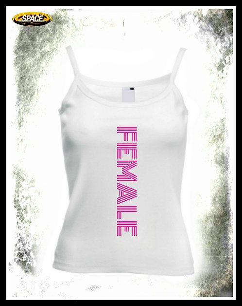 Space - Female Strap shirt