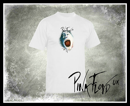 Pink Floyd uk (white/wall shirt).Ltd