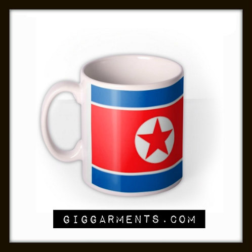 DPRK - Mug (Ltd).