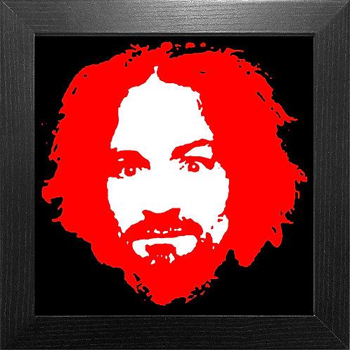 Peekaboo - Charlie Framed (red) Ltd.