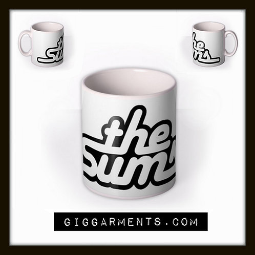 The Sums - Official Logo Mug