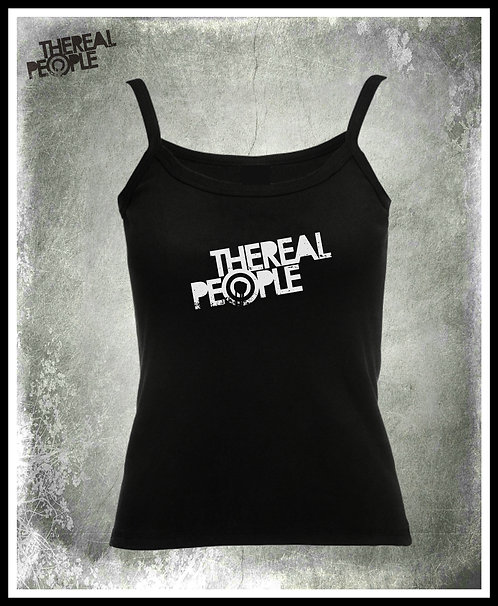 The Real People Strap shirt