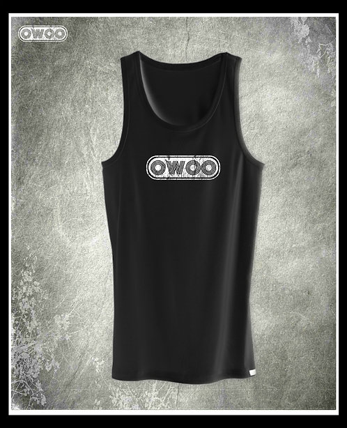 Owoo -  Athletic Vest (black).